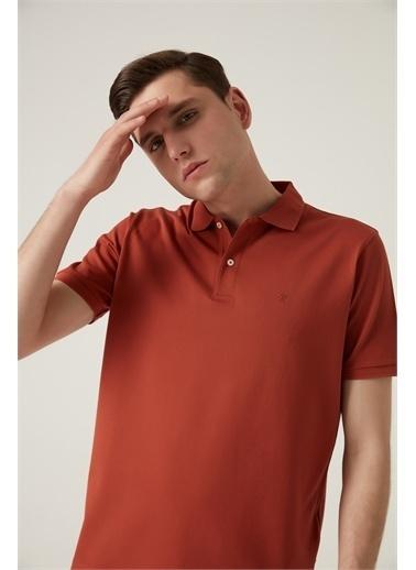 Damat Damat Haki T-Shirt Kiremit